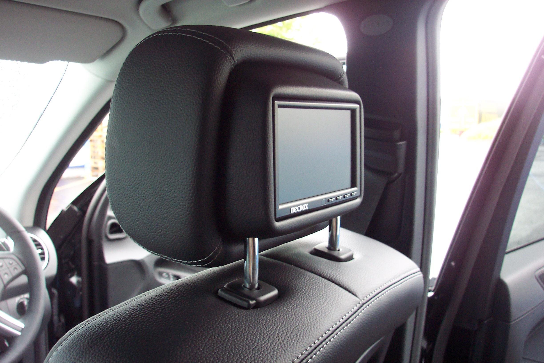 Mercedes Rear Seat Entertainment System | Parkmyauto's Blog